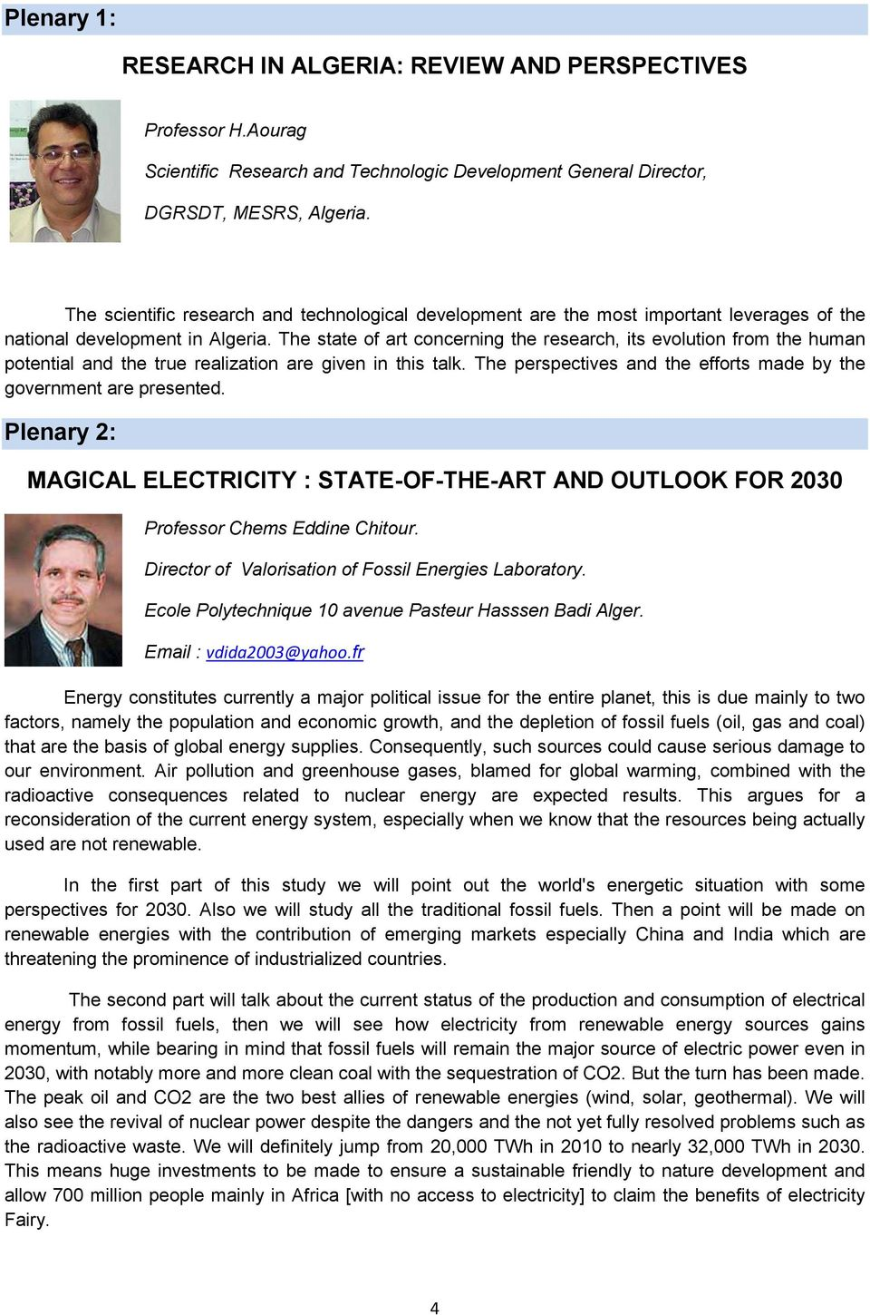 Chairman S Message Prof Ahmed Boubakeur Pdf Dc Motor Drives Electrical Study App By Saru Tech The State Of Art Concerning Research Its Evolution From Human Potential And