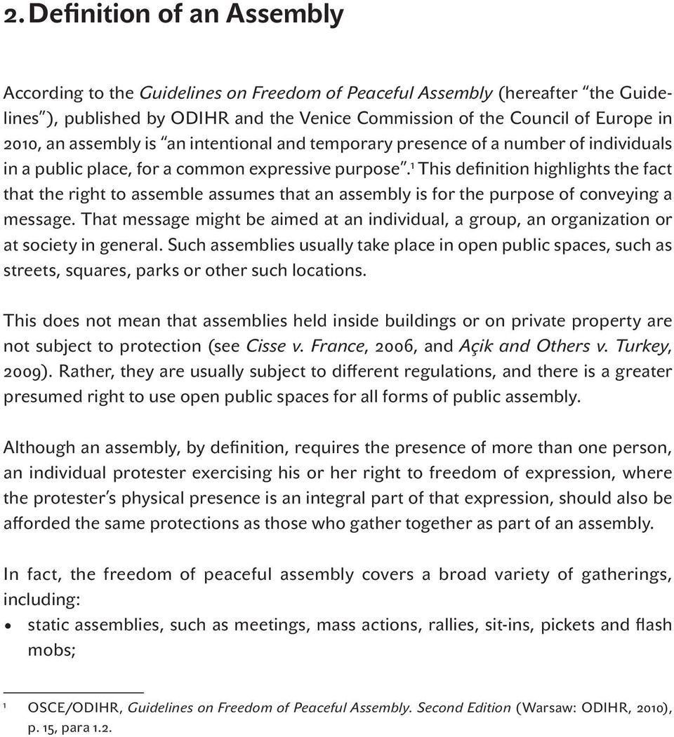 handbook on monitoring freedom of peaceful assembly - pdf