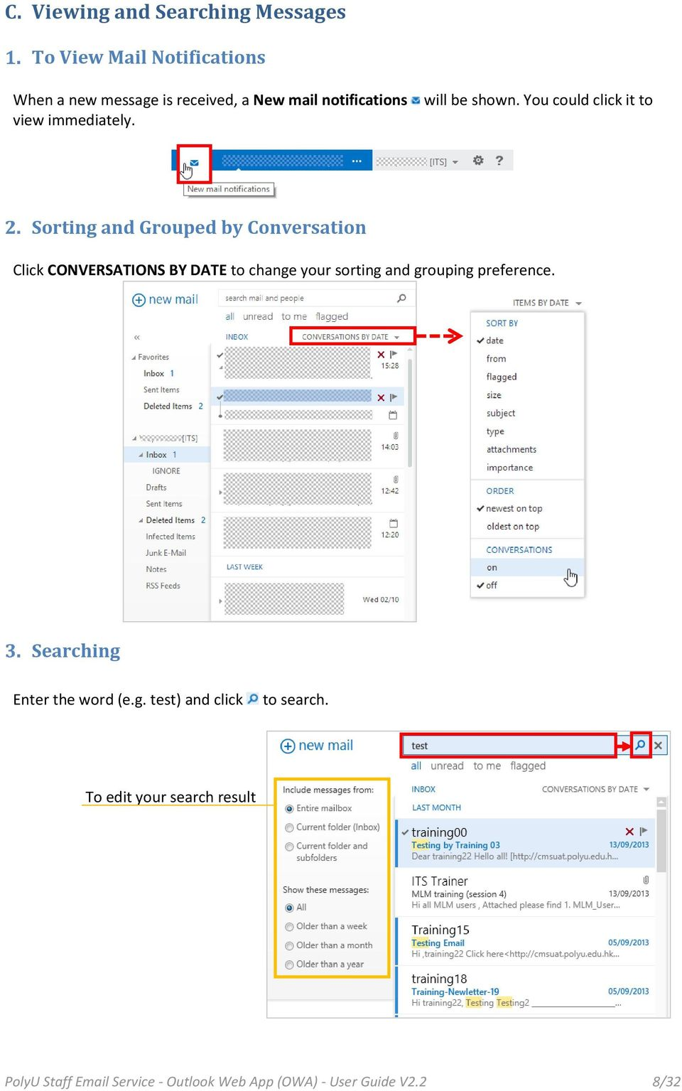 You could click it to Sorting and Grouped by Conversation Click CONVERSATIONS BY DATE to change your sorting