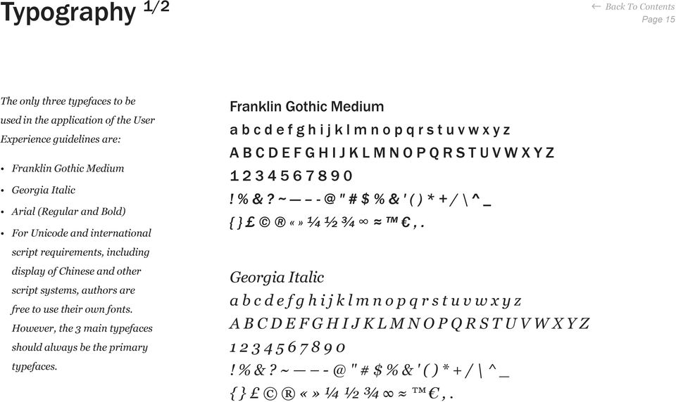 Cardiff University User Experience Style Guide - PDF