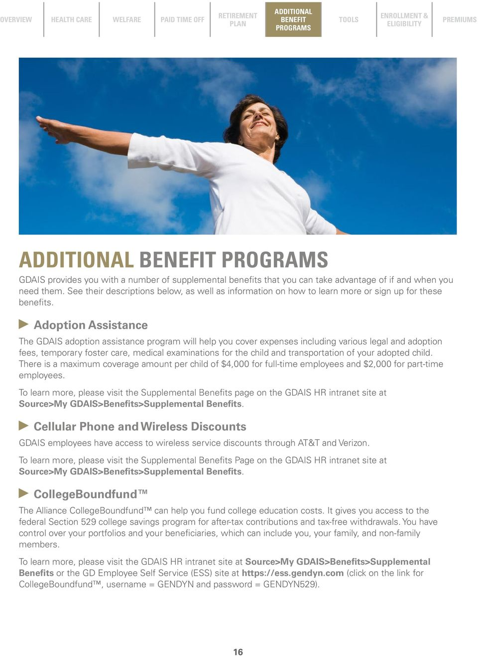 NEW HIRE BENEFITS ENROLLMENT - PDF