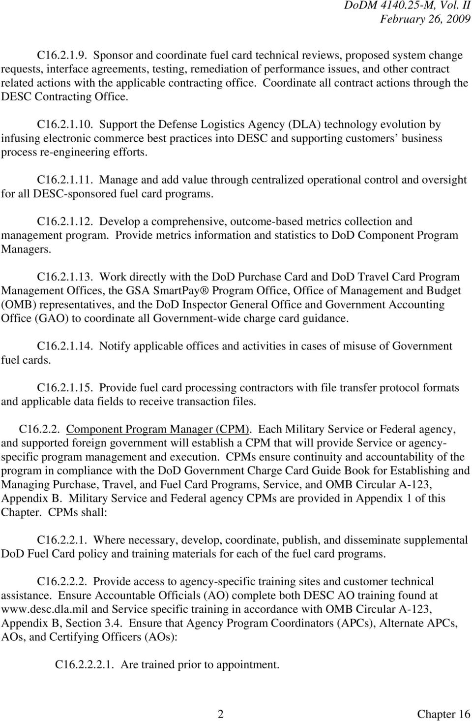 Government fuel card program management office dod fleet card air applicable contracting office coordinate all contract actions through the desc contracting office c16 reheart Choice Image