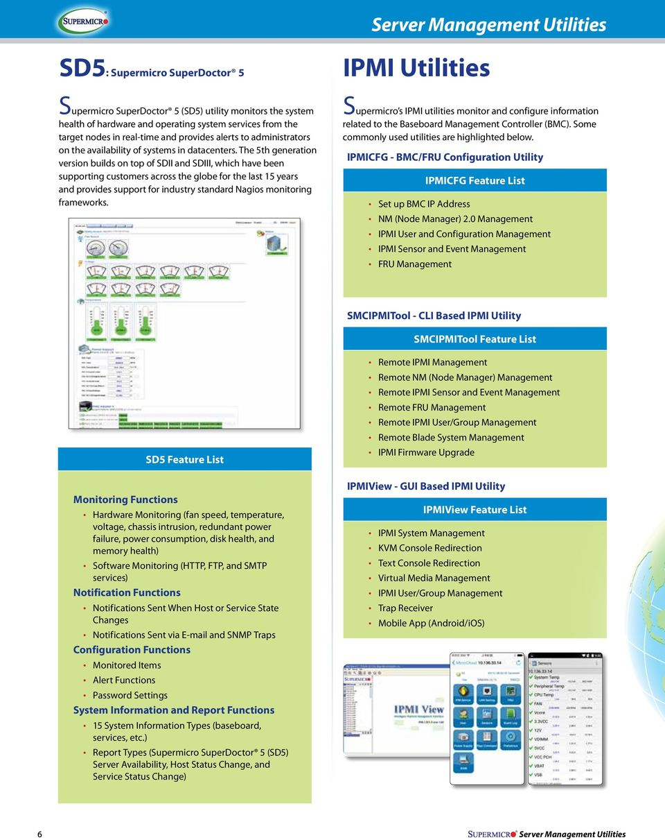 Supermicro Server Management Utilities Pdf Free Download