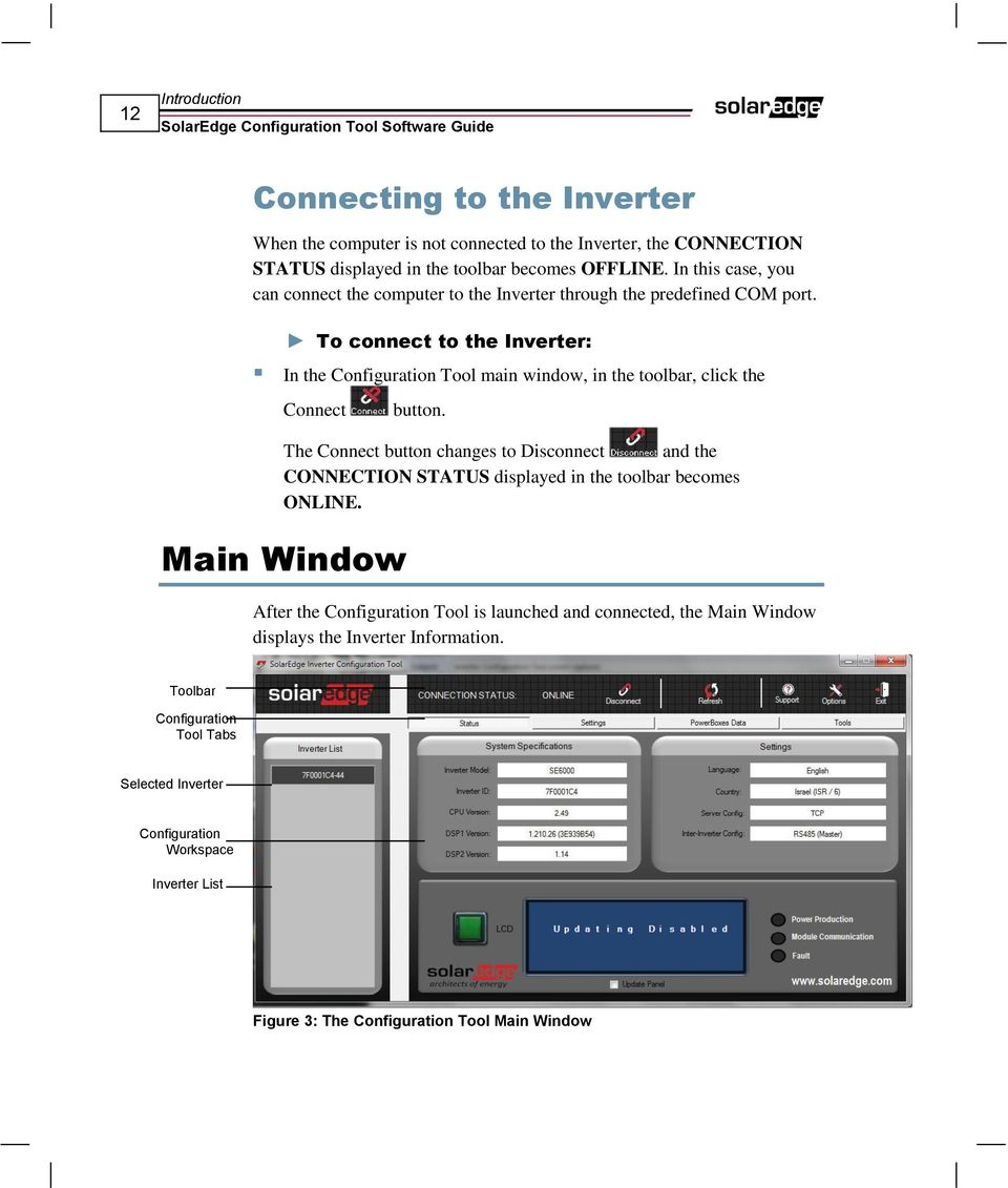 About This Guide SolarEdge Configuration Tool Software Guide