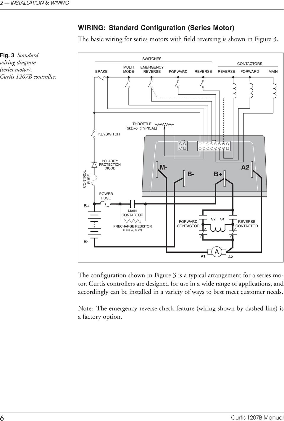 multimode electronic motor controller pdf rh docplayer net