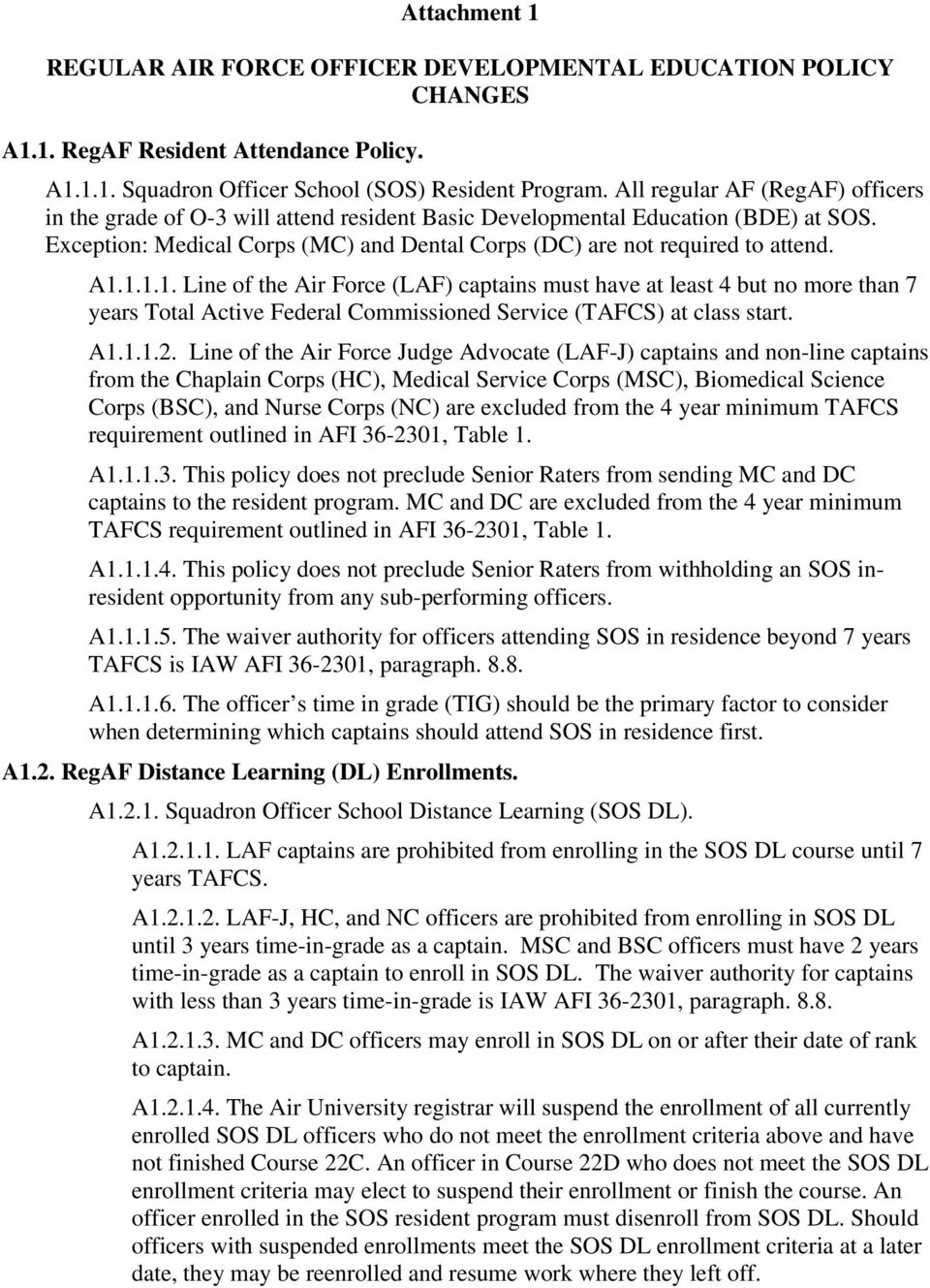 DEPARTMENT OF THE AIR FORCE - PDF