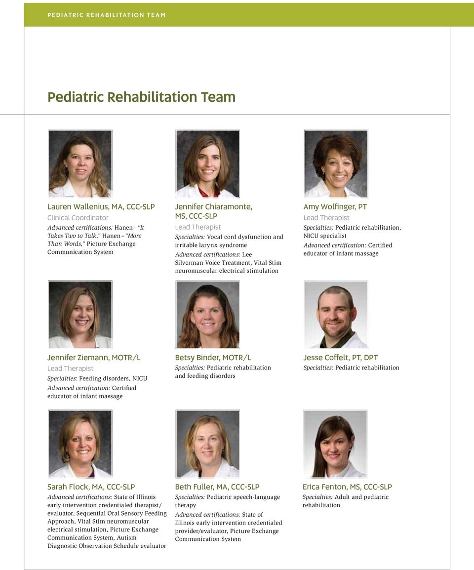 Rehabilitation Services Directory Pdf