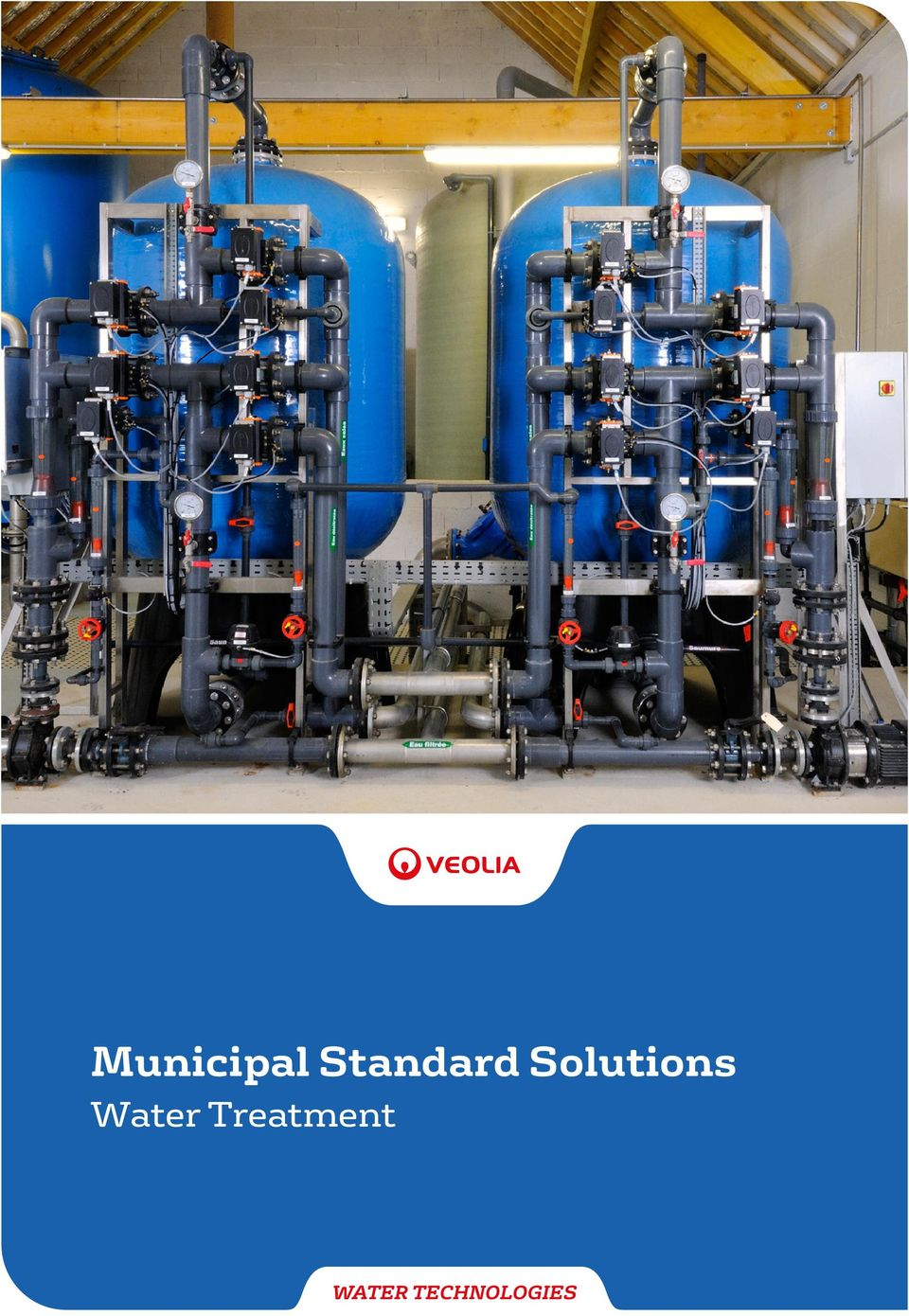 standard solutions made in industry