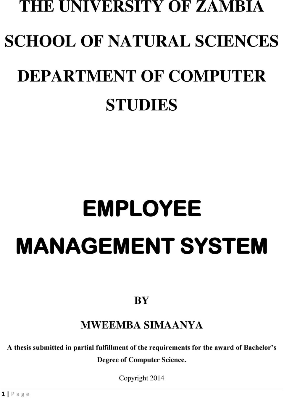 record management system thesis pdf