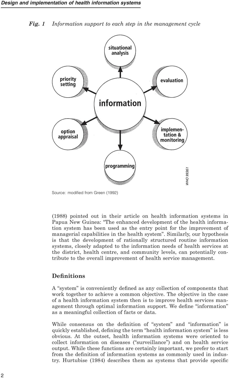 Design And Implementation Of Health Information Systems Pdf Free Download