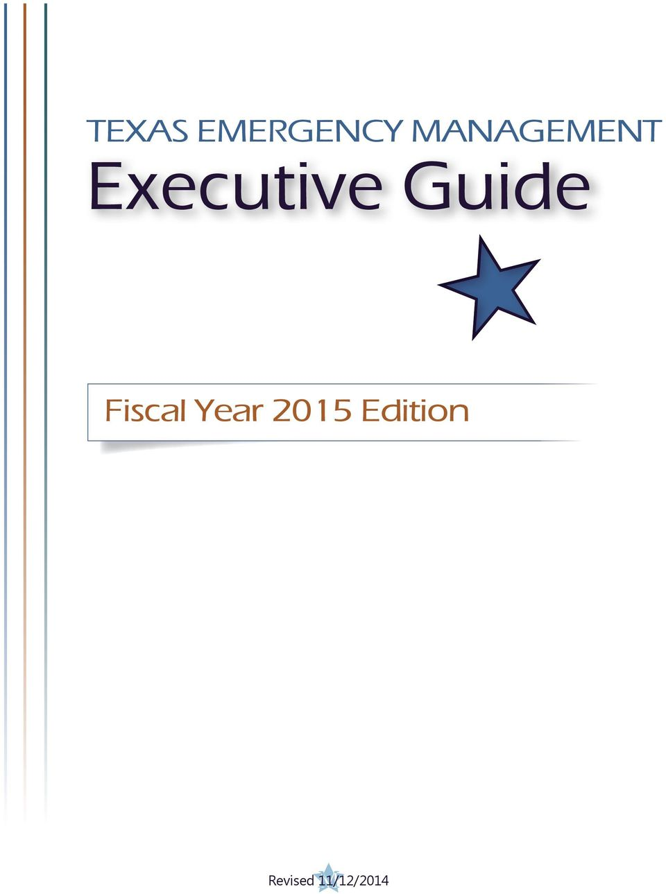 Guide Fiscal Year