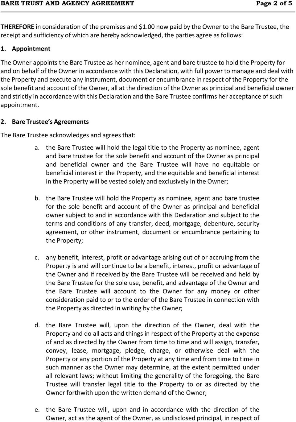 mortgage under transfer of property act pdf