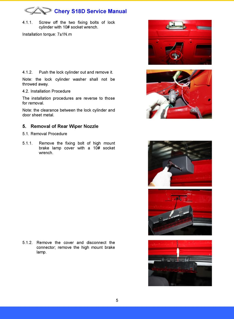 Nissan Rogue Service Manual: Wiper and washer system symptoms