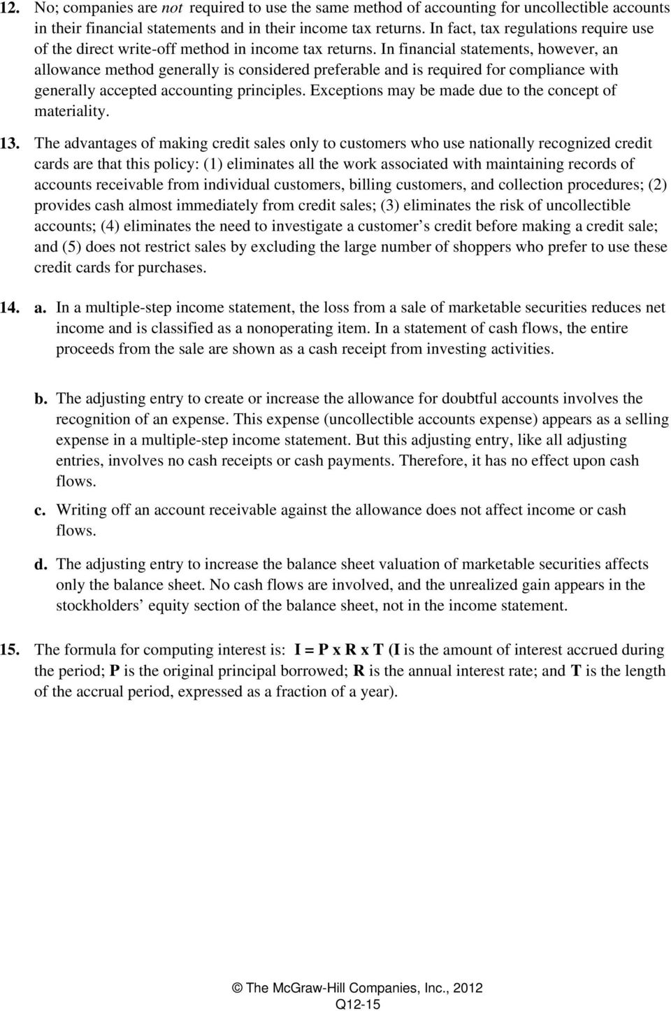 CHAPTER 7 FINANCIAL ASSETS - PDF