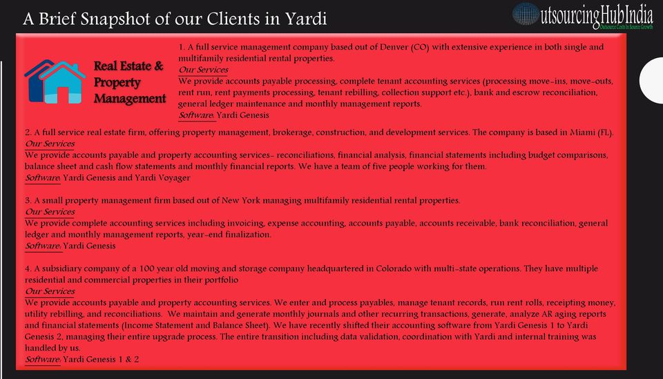 Yardi- Overview  Property Management Platforms - PDF
