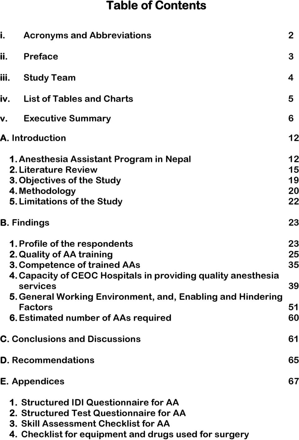 Evaluation Of Performance Of Anesthesia Assistants Of Nepal Pdf