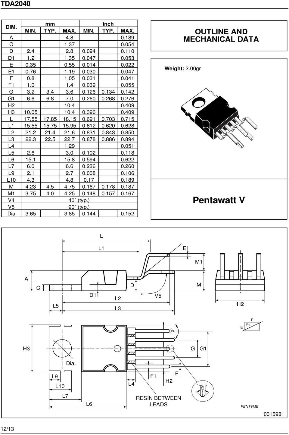 Tda W Hi Fi Audio Power Amplifier Pdf And Cheap Systems 32w Circuit Diagram 6 0831 0843 0850 L3 223 225 227 0878 0886 0894 L4 129 0051 L5 26