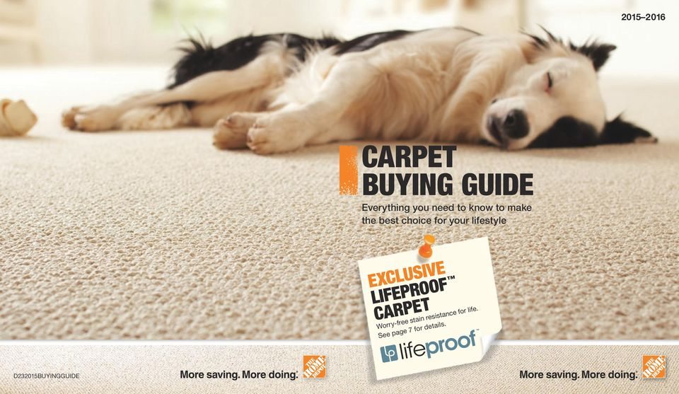 Carpet buying guide everything you need to know to make for Carpet buying guide