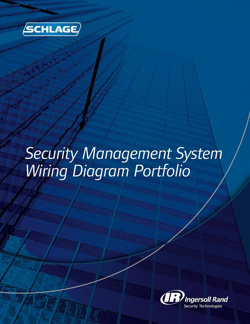 Security Management System Wiring Diagram Portfolio Pdf Ingersoll Rand Schematics 2 Sms Schlage Table Of Contents Section 1 3 4 5 6 Reader Controller