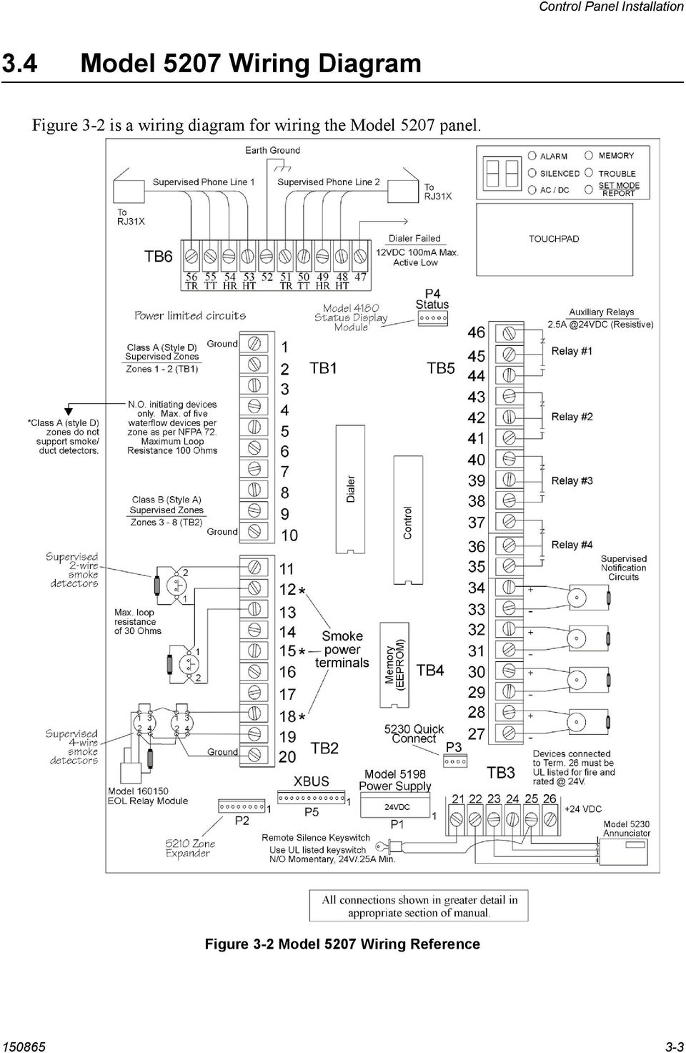 Silent Knight Model Pdf V3 Led Wiring Diagram A For The 5207
