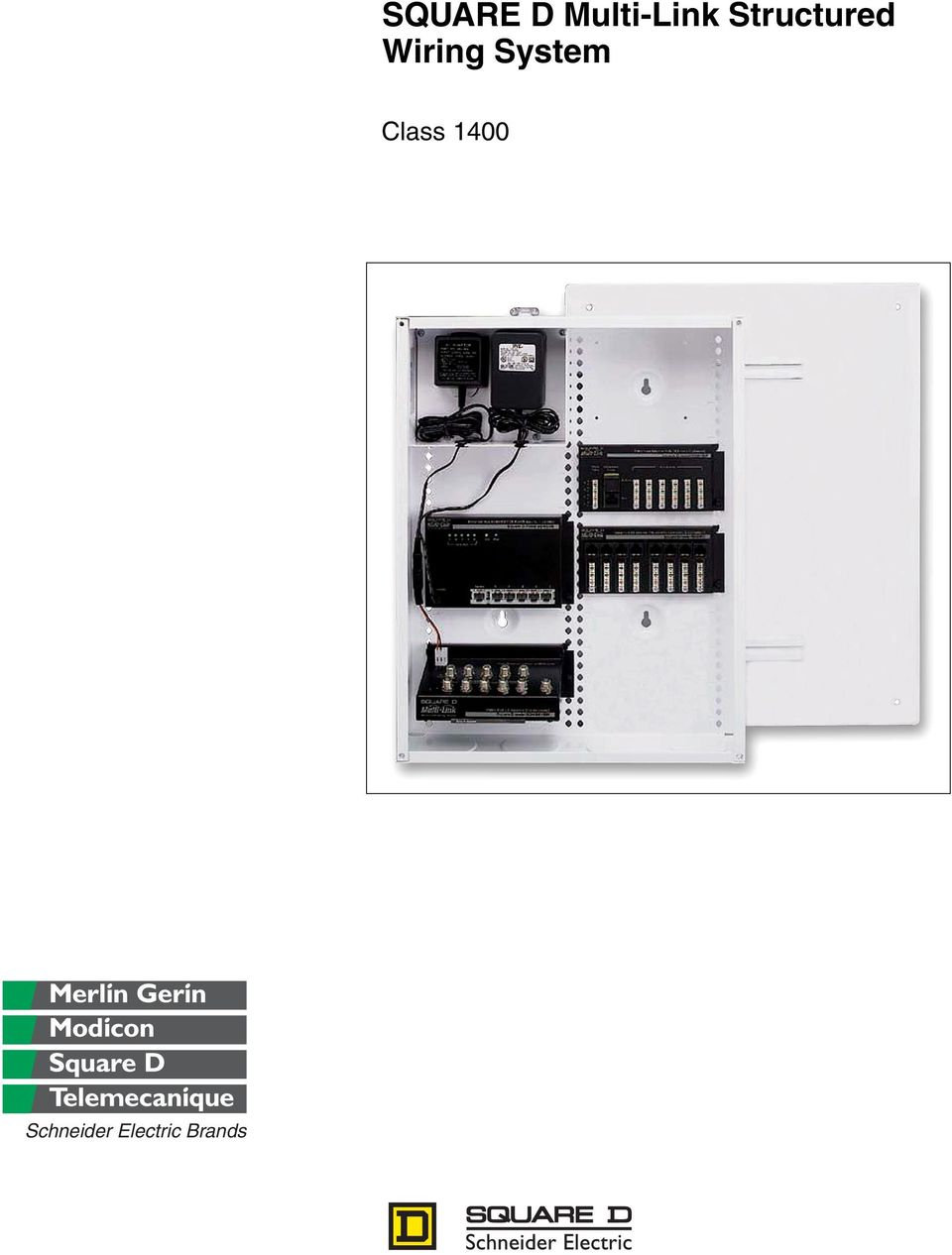 square d multi link structured wiring system pdf rh docplayer net