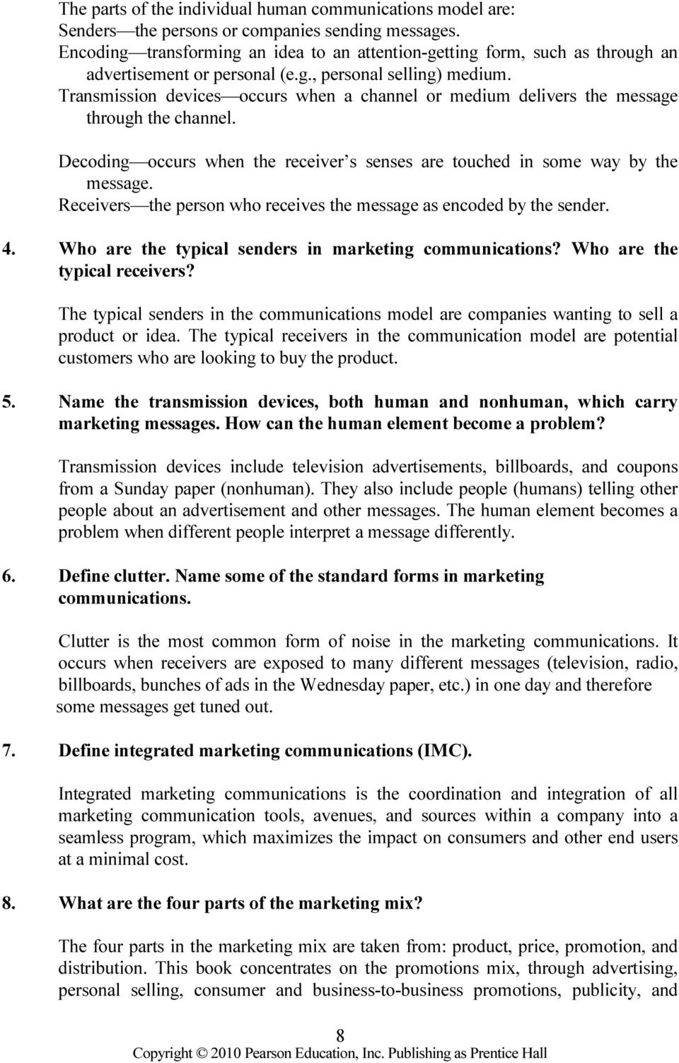 Integrated Marketing Communications Pdf Free Download