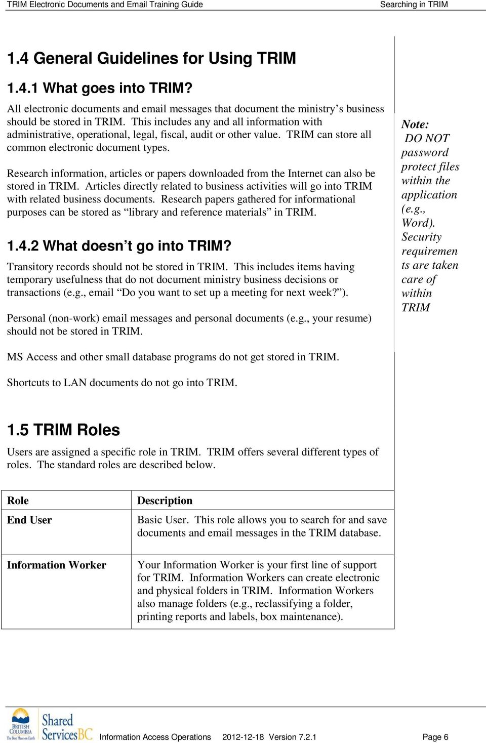 trim electronic documents and training guide pdf rh docplayer net