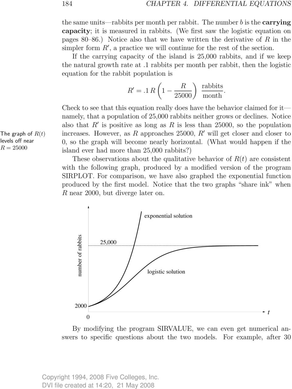4 1 Modelling with Differential Equations - PDF