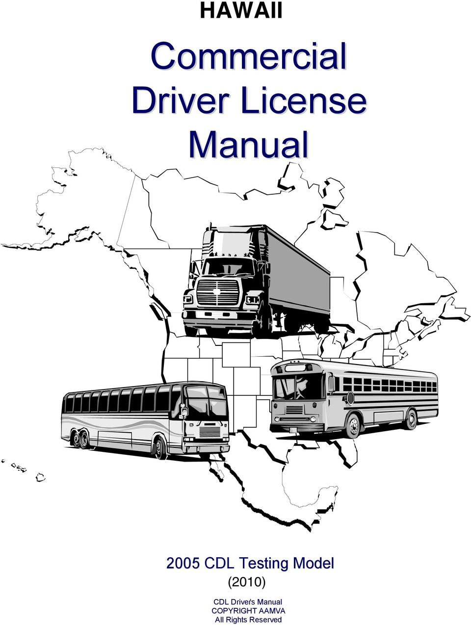 Commercial Driver License Manual
