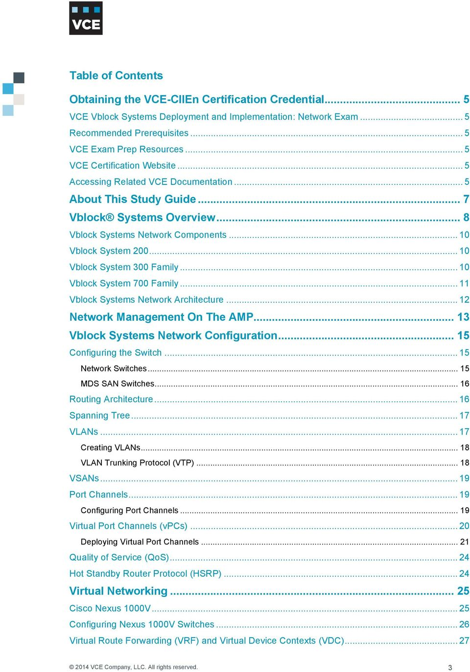 Vce Vblock Systems Deployment And Implementation Network Exam Pdf