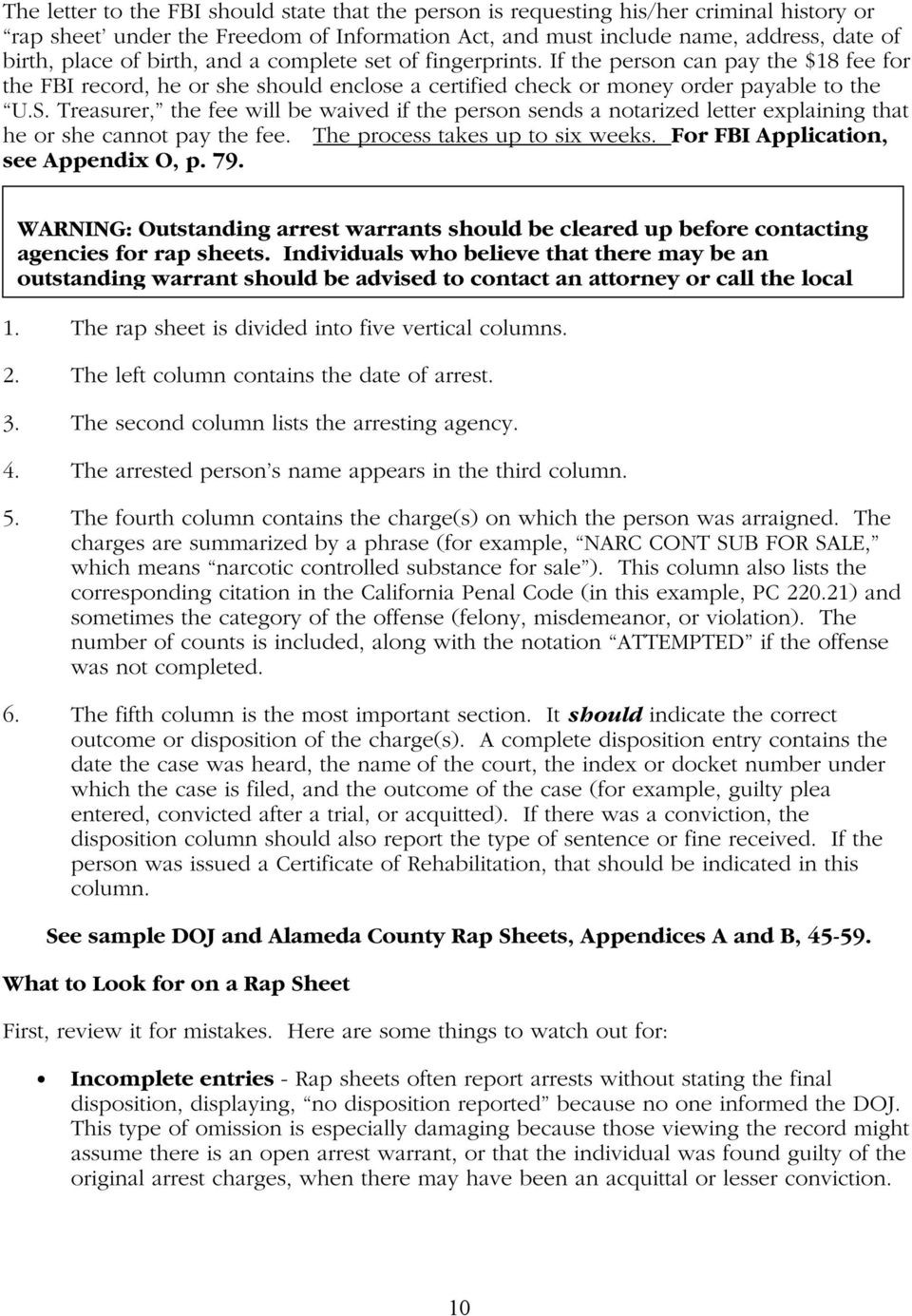 check about arrest warrants in alameda county