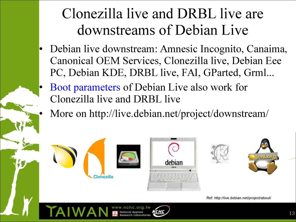 Clonezilla: your future imaging, cloning and deployment system - PDF