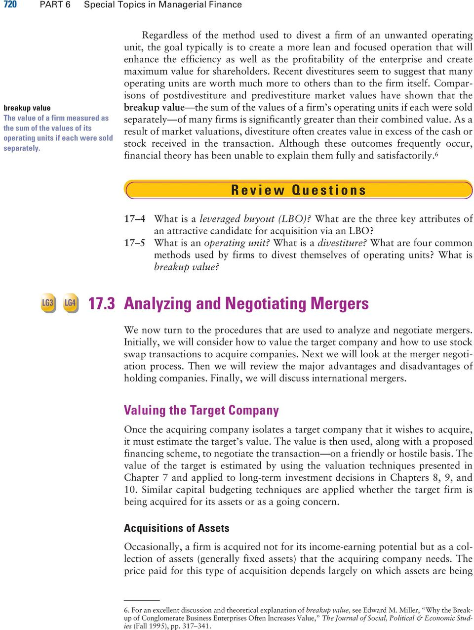 MERGERS, LBOS, DIVESTITURES, AND BUSINESS FAILURE - PDF