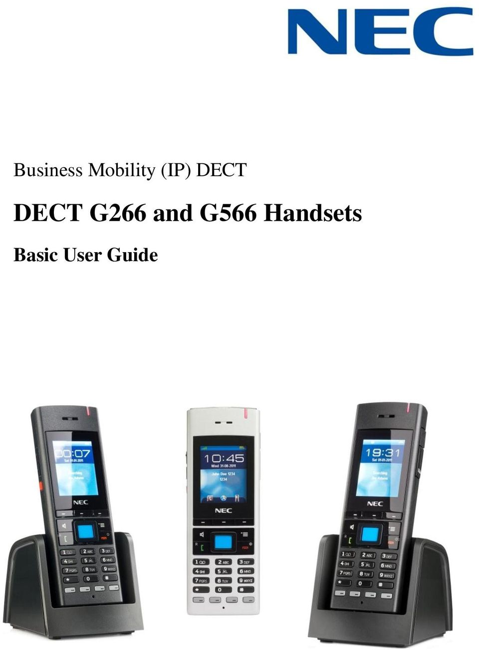 dect g266 and g566 handsets basic user guide pdf rh docplayer net 5020 Bathroom Door Lock Crome 5020 with Stack
