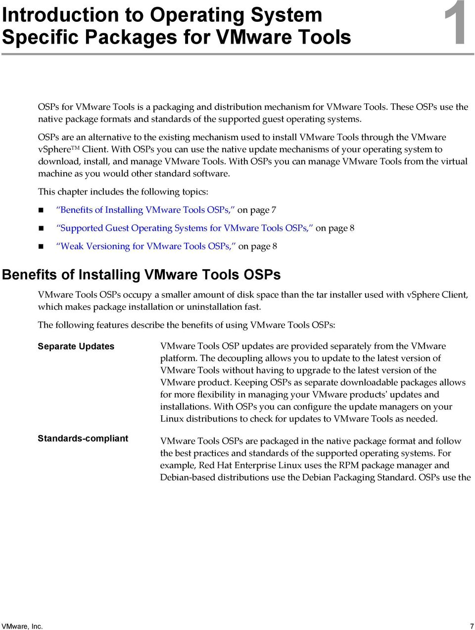VMware Tools Installation Guide For Operating System