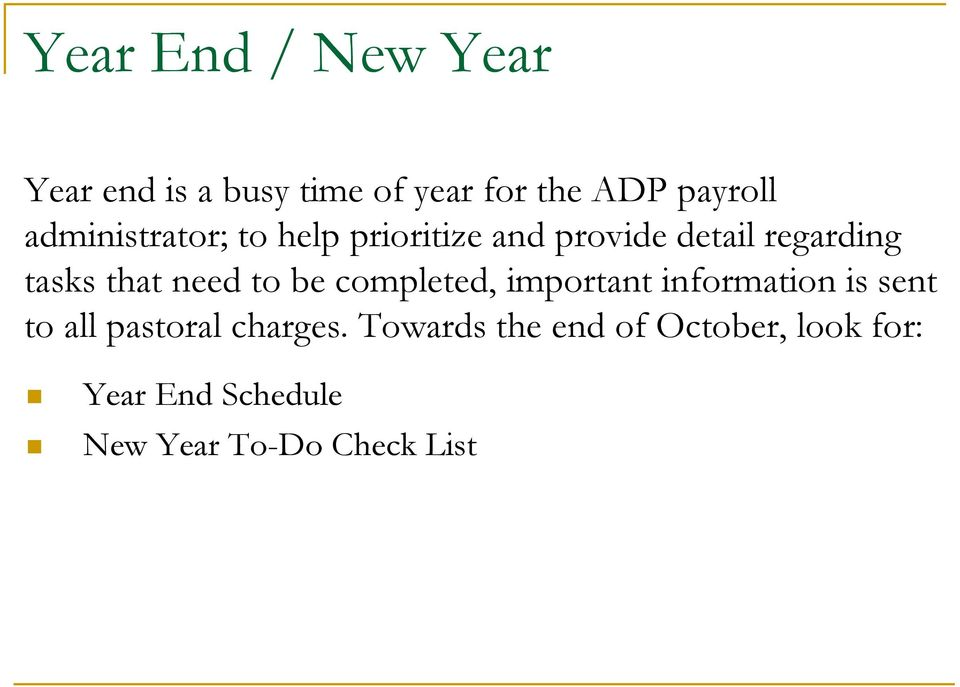 Guide for New ADP Administrators - PDF