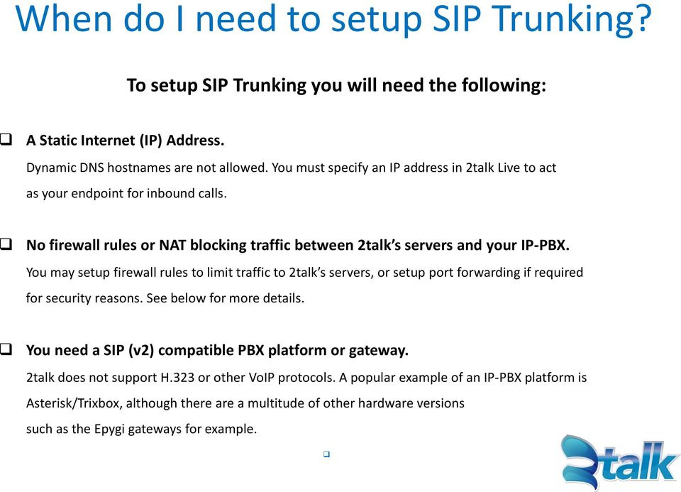 How-To Feature Guide  SIP Peering - PDF