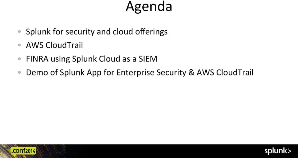 Building a cloud- based SIEM with Splunk Cloud and AWS - PDF