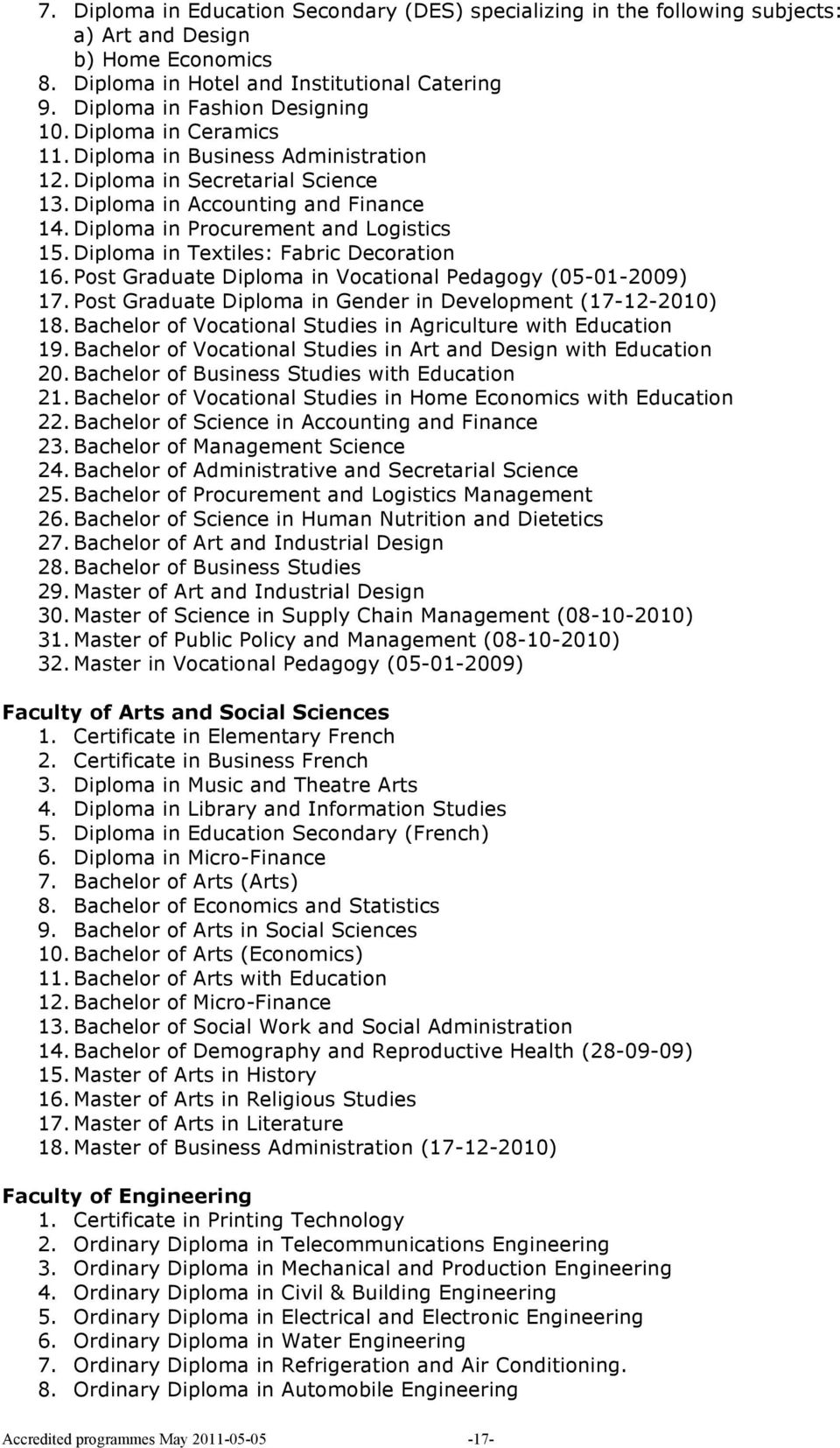 Table of Contents  Foreword page 2 - PDF