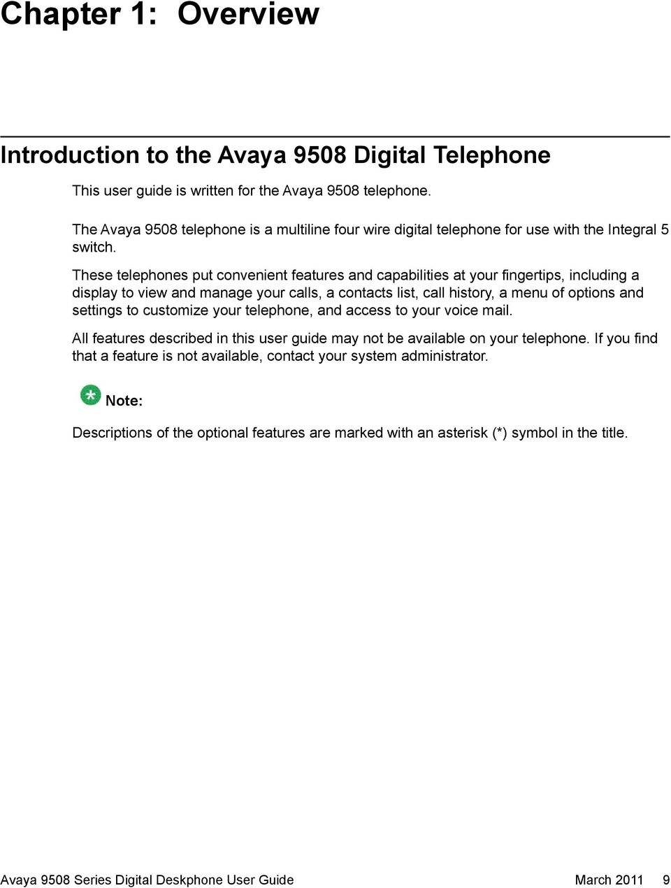 Avaya 9508 Series Digital Deskphone User Guide For Integral 5 Pdf How To Identify Ics In Your 2402 5402 Phone These Telephones Put Convenient Features And Capabilities At Fingertips Including A Display View