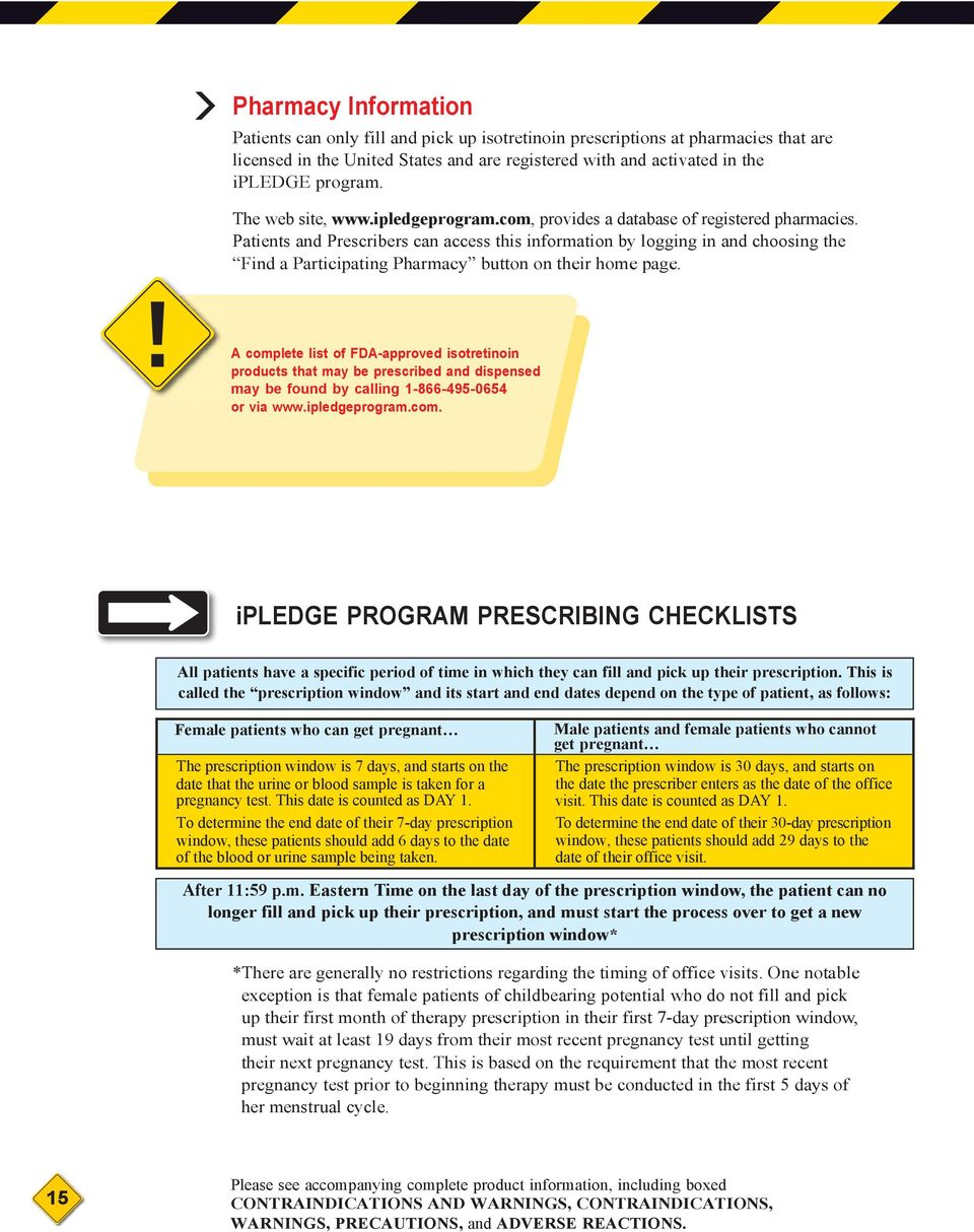 The Guide To Best Practices For The Ipledge Program Pdf