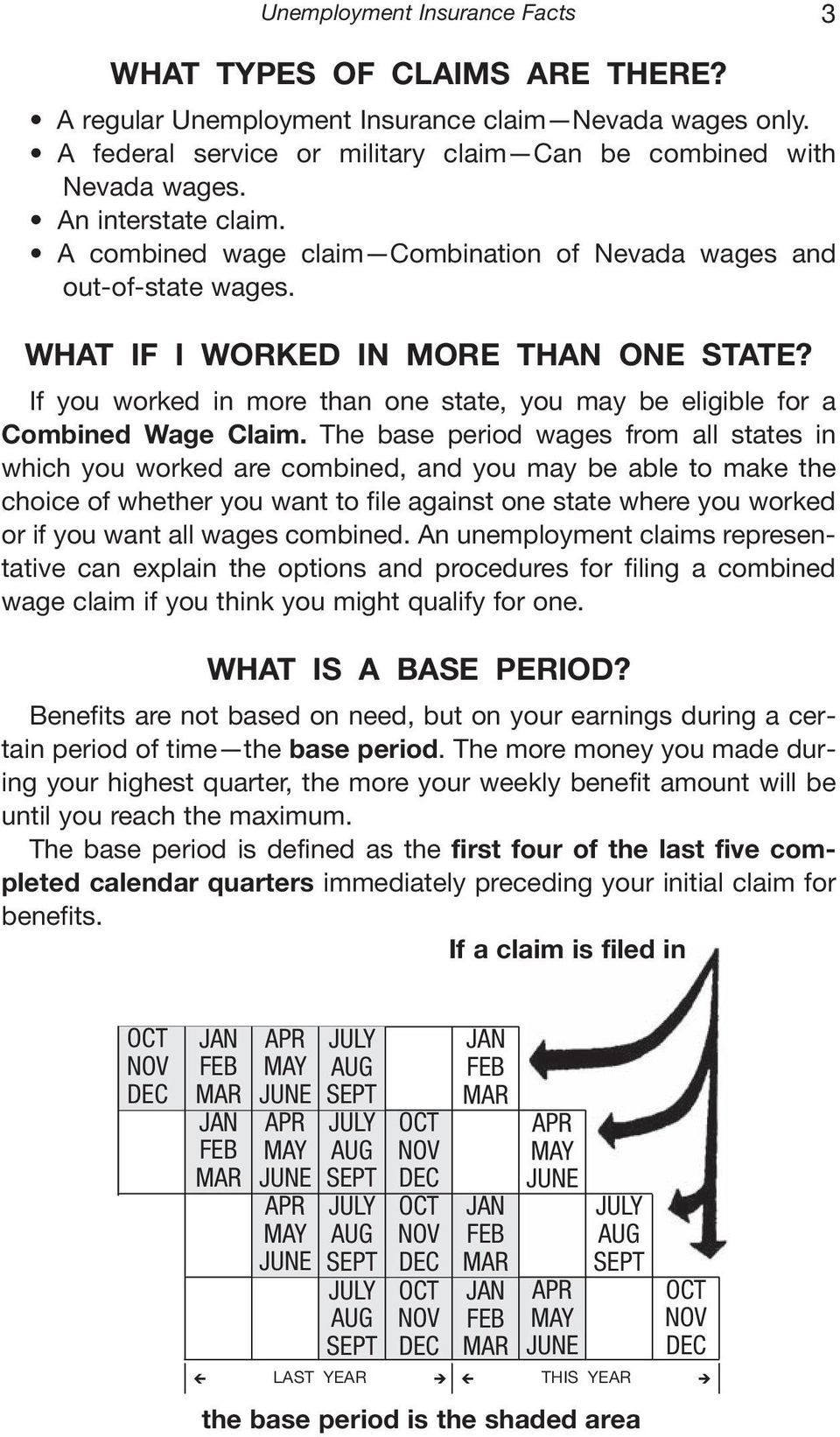 Please Read This Book Carefully To Protect Your Benefit Rights Ui