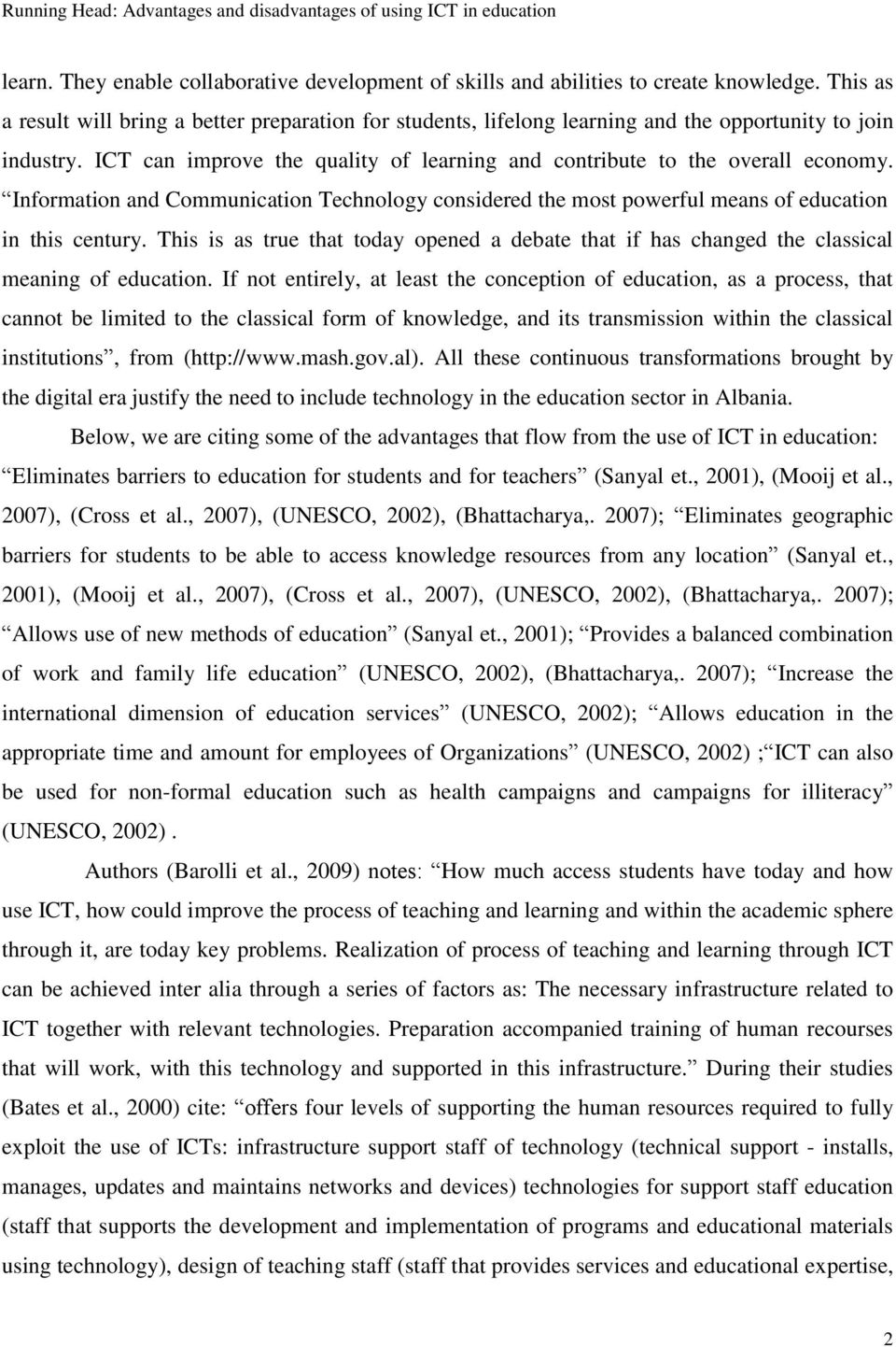 Advantages And Disadvantages Of Using Ict In Education Pdf Free Download