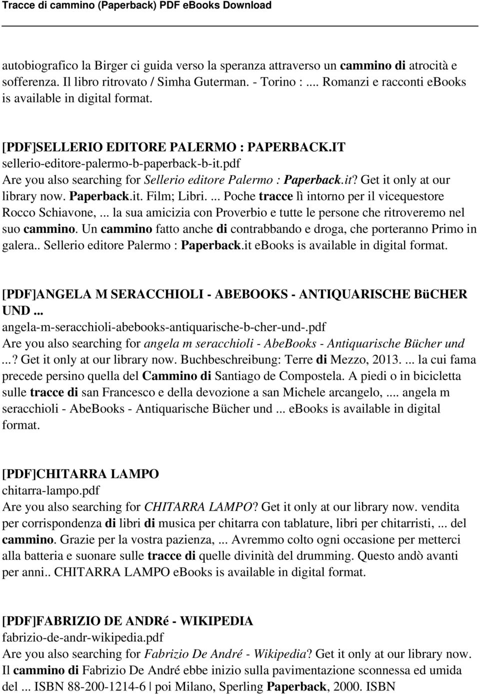 what is colto pdf