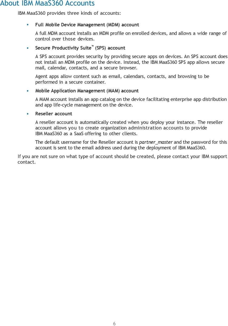 IBM MobileFirst Protect (MaaS360) On-Premises Configuration Guide