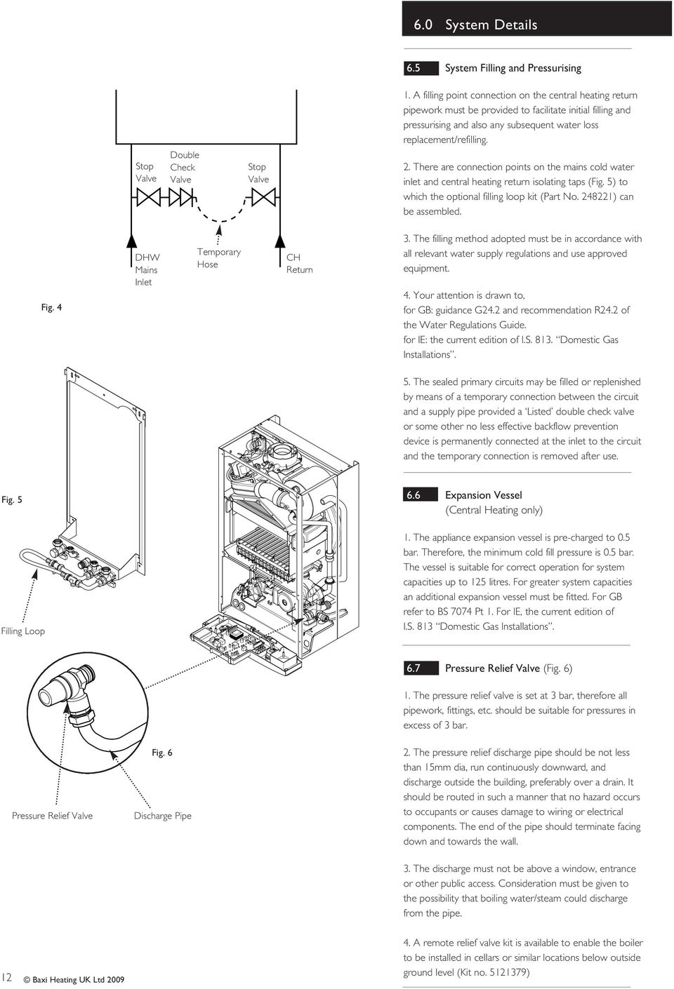 Combi 30 HE. Installation & Service Instructions - PDF