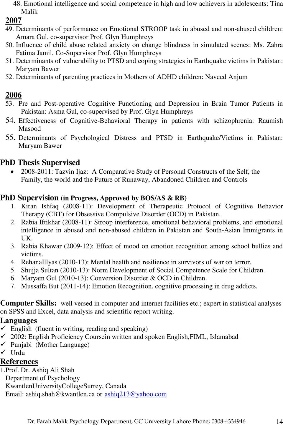 Rationale of research proposal mixed methods