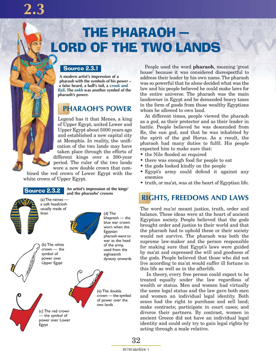 Chapter 2 Ancient Egypt Pdf