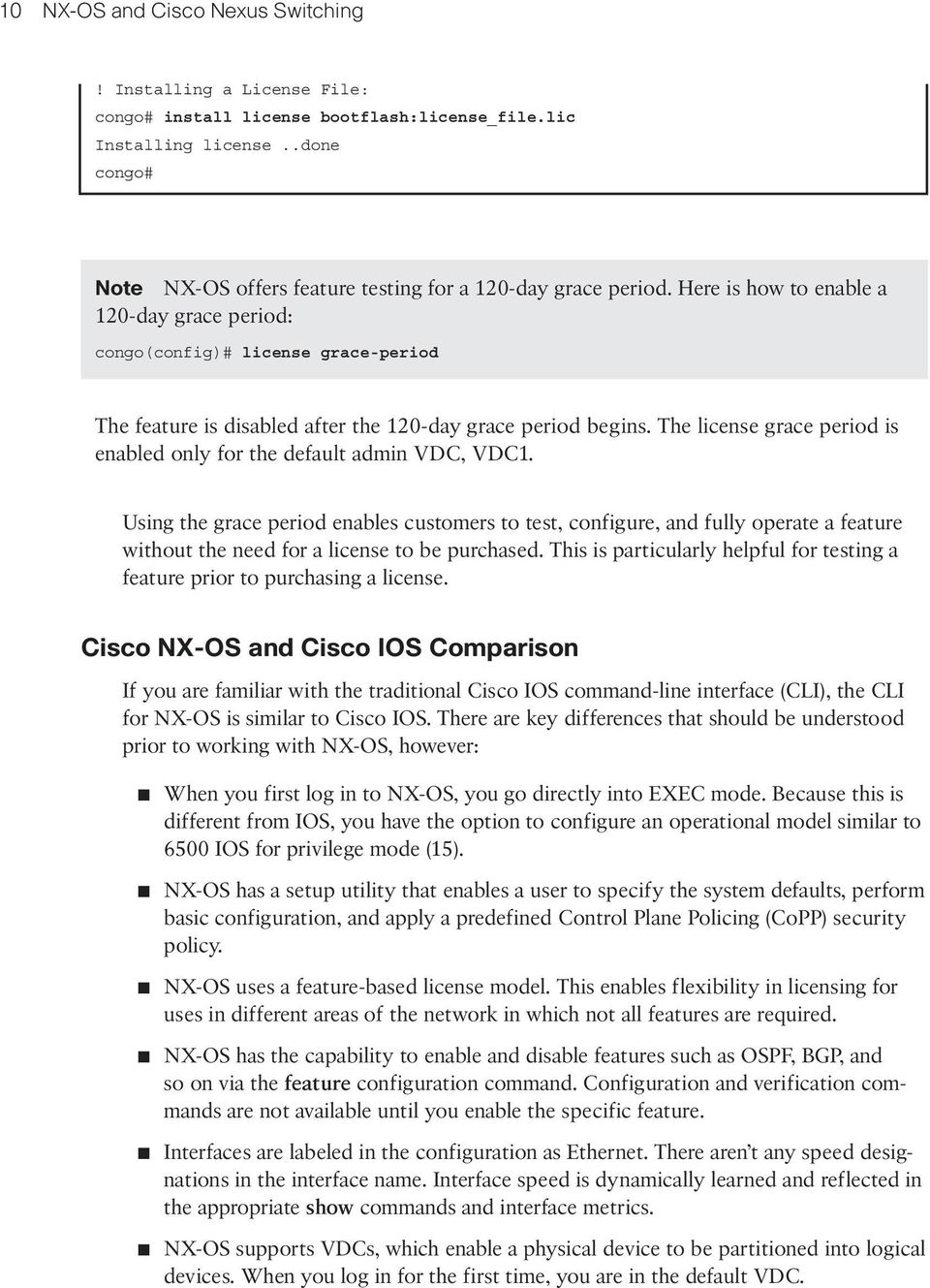 Introduction to Cisco NX-OS - PDF