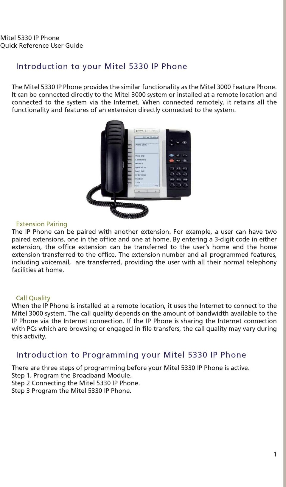5330 ip phone quick reference user guide pdf rh docplayer net mitel 5330 guide mitel 5330 manual configuration